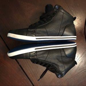 Men Aldo High Top Sneakers size 10